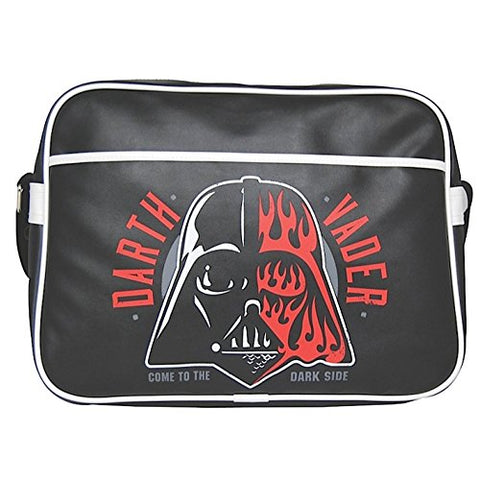 Darth messenger bag