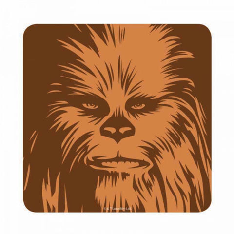 Chewbacca coaster