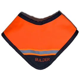 Little Poppet | Dribble Bib - Builder