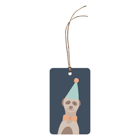'Party Animal' Gift Tag