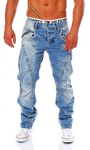 CIPO & BAXX C0894A MENS JEANS REGULAR FIT