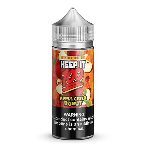 Apple Cider Donut by Keep It 100 E-Juice 100ml