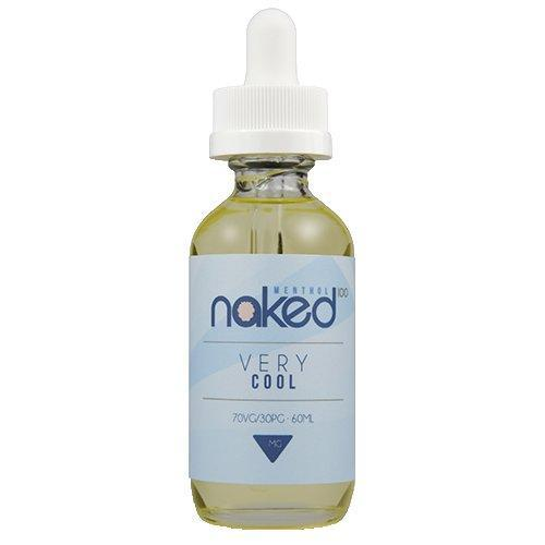 Very Cool by Naked 100 E-Liquid 60ml
