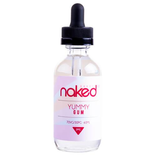 Yummy Strawberry by Naked 100 E-Liquid 60ml