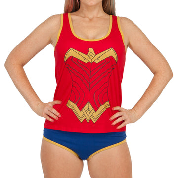 DC Comics Dawn of Justice Wonder Woman Underoos