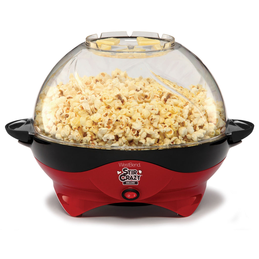 Stir Crazy Deluxe Popcorn Machine