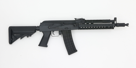 Cyma AK 47 Tactical Schwarz AEG-Swiss Tactical Center-Swiss Tactical Center