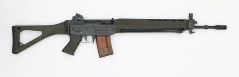 G&G SG 550 AEG-Swiss Tactical Center-Swiss Tactical Center