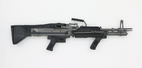 A&K M60 MK43 AEG-Swiss Tactical Center-Swiss Tactical Center