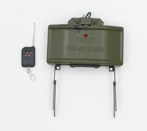 S&T M18A1 Airsoft Claymore Mine-Swiss Tactical Center-Swiss Tactical Center