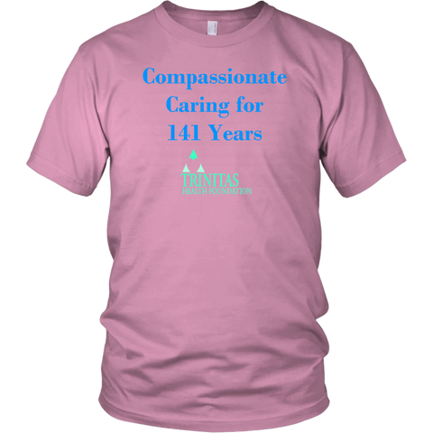 "THF ""Compassionate Caring for 141 Years"" (2550)"