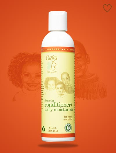 Baby Hair Conditioner and Daily Moisturizer