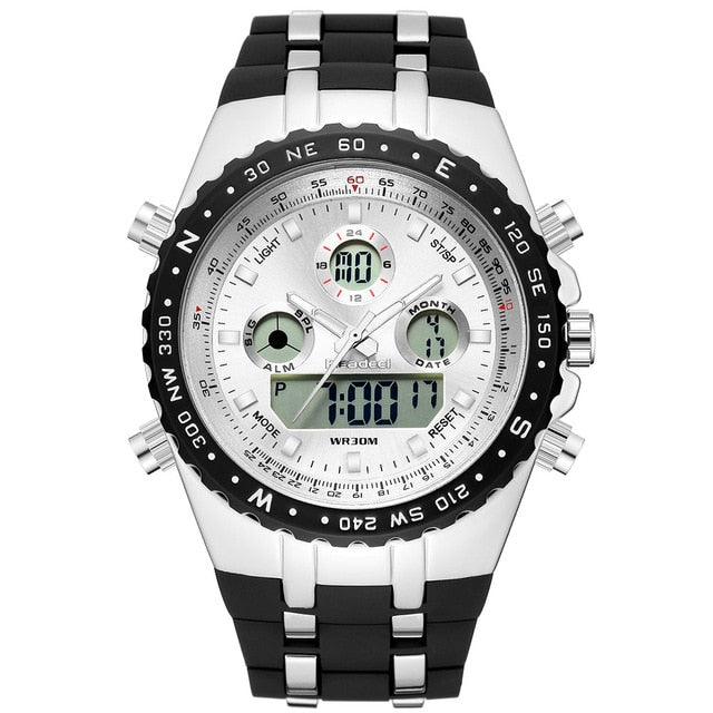 Fully Loaded Chronograph Sport Quartz