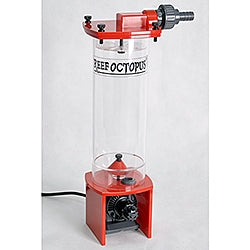 "Octopus Bio Pellet Reactor 5.9"" with WB2000 pump"