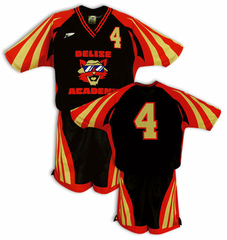 ARCTIC Custom Sublimated Soccer Uniform