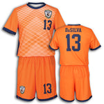 BALKAN Custom Sublimated Soccer Uniform