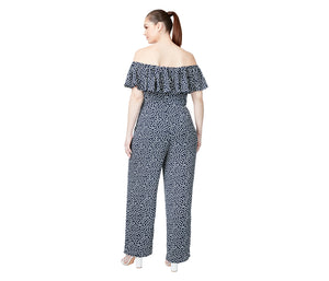 AFTER DARK JUMPSUIT BLACK (EXTENDED SIZING)
