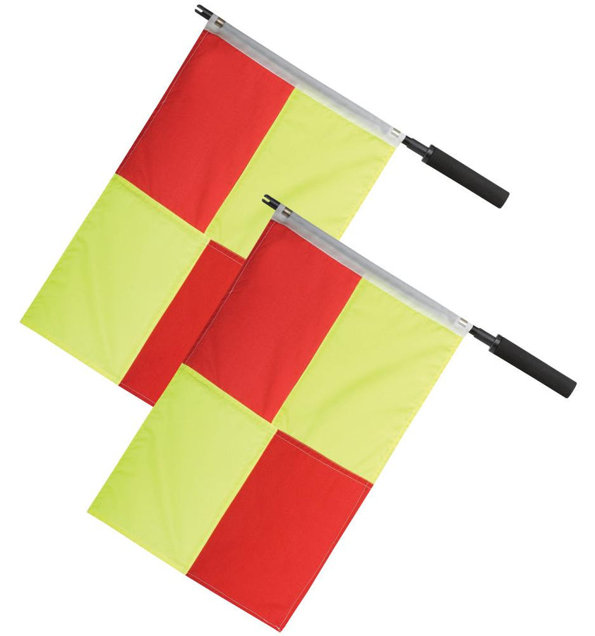 3551 Checkered Referee Flags