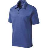 9332 Heather Performance Polo ADULT