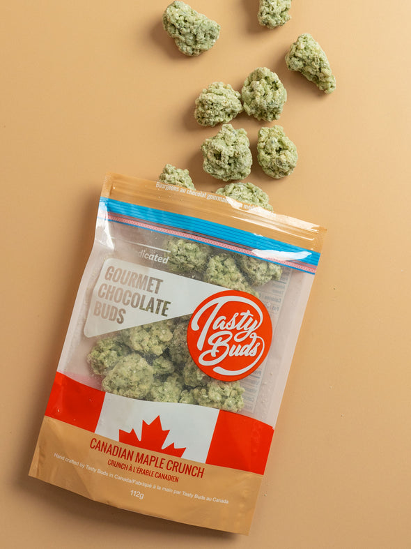 Canadian Maple Crunch