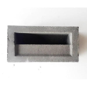 "Ventilation Bricks Zig-Zag 5""(W) x 6""(H) x 12""(L)"