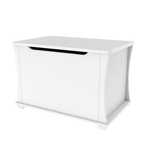 Babymore Bel Toy Chest - White - The Stork Has Landed