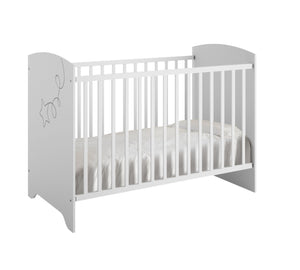 Galipette Adele Cot Bed With Mattress - The Stork Has Landed