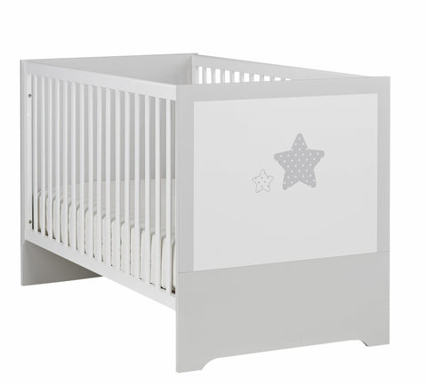 Galipette Sweet Nights Cot Bed (60x120cm) - The Stork Has Landed