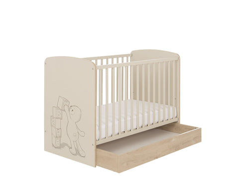 Galipette Ernest Cot Bed - The Stork Has Landed