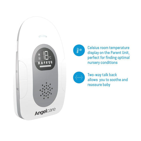 Image of Angelcare AC110 Baby Sound Monitor - The Stork Has Landed
