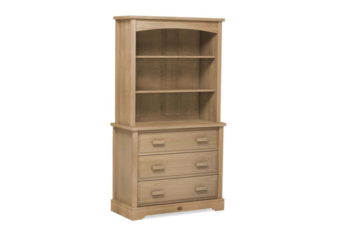 Boori 3 Drawer dresser - Almond - The Stork Has Landed