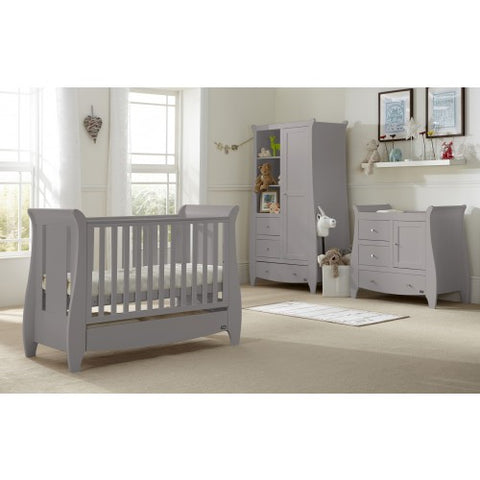 Tutti Bambini - Katie 5 Piece Set Grey - The Stork Has Landed
