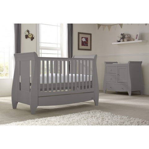 Image of Tutti Bambini - Lucas 2 Piece Set in Cool Grey - The Stork Has Landed