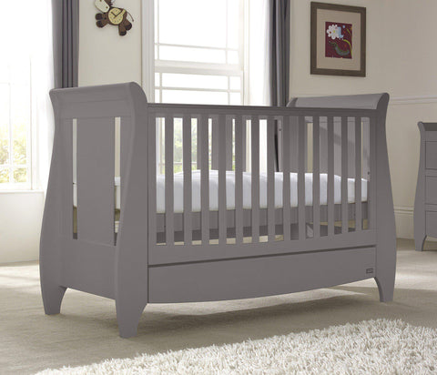Tutti Bambini - Lucas Cot Bed Grey - The Stork Has Landed