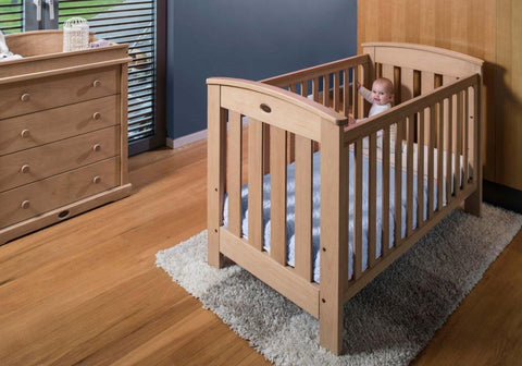 Boori Classic Cot bed - Almond - The Stork Has Landed