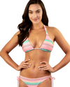 PANAMA LONGLINE SLIDE TRIANGLE BIKINI TOP