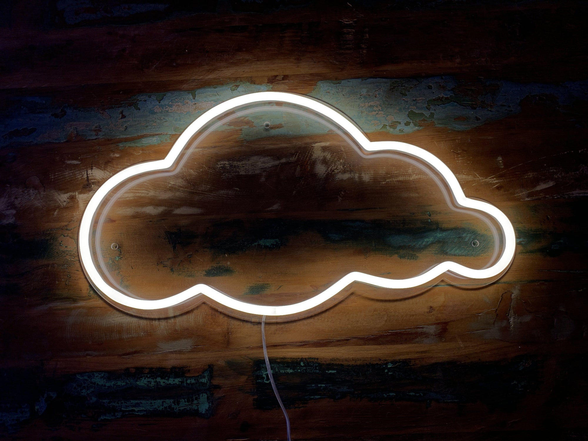 Cloud LED Neon Sign