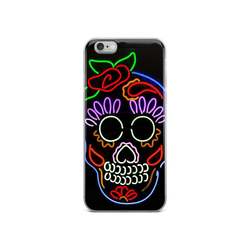 Calavera Skull iPhone Case