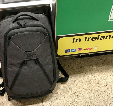 Taking the Knack Pack on an international trip to Dublin