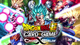 Dragon Ball Super Card Game - Cross worlds Special Packs Set SP03 (Booster, Promo, Manual)
