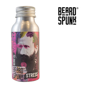 Beard Spunk ® GERANIUM Premium Beard & Moustache Oil 50ml. Beard Spunk Beard Oil & Moustache Grooming Kits