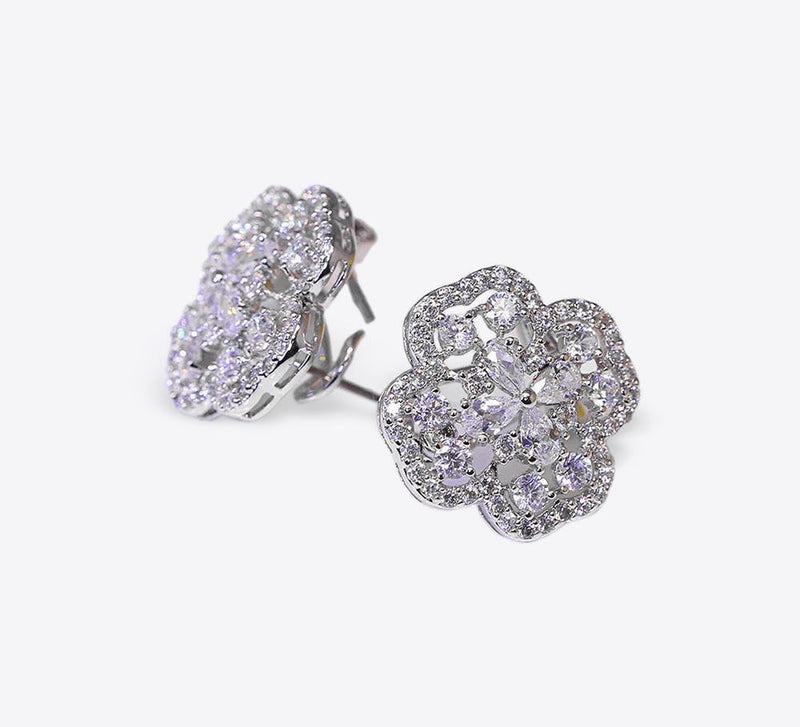 Stud Earrings, Buy Designed Stud Earrings Online - Mahroze