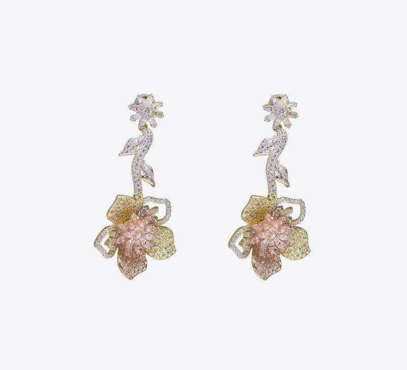 Drop Earrings, Buy Classy Style Drop Earrings Online - Mahroze
