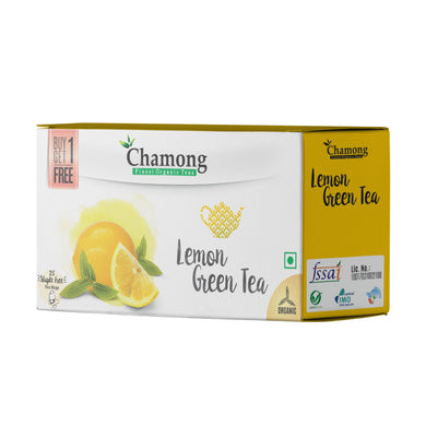 Green Regular Tea Bags - 50