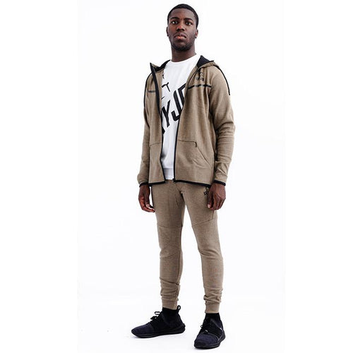 Mens Urban Collection Olive Joggers