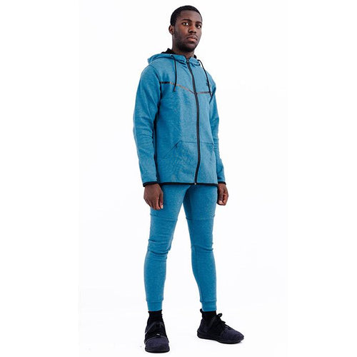 Mens Urban Collection Blue Joggers