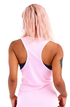 Womens Training Vest Pink
