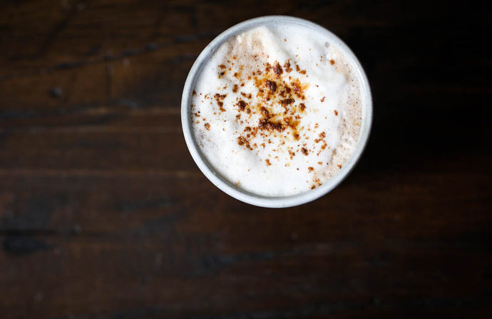 CHAI SPICED HOT CHOCOLATE