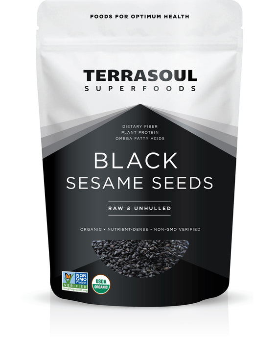 Sesame Seeds (Black)