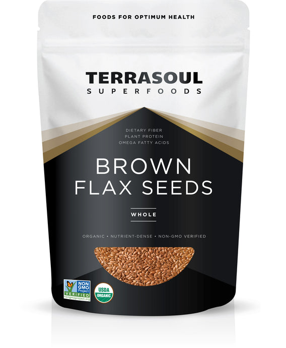 Flax Seeds (Brown)